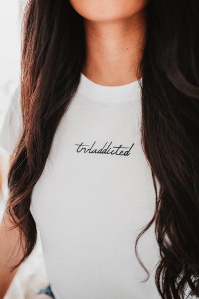 Bali - T-Shirt weiß
